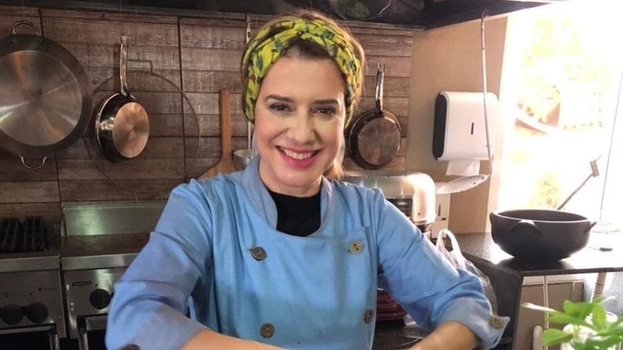 Leninha Camargo está na terceira temporada de Mestre do Sabor - Reprodução/Instagram