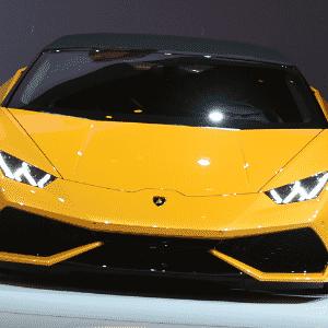 Lamborghini Huracán Spyder - Murilo Góes/UOL