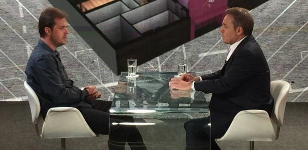 Sócio da boate Kiss revela em entrevista a Gugu que pensou em se suicidar  - Divulgação