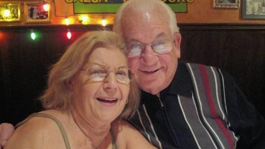 """Isaac e Teresa """"não podiam viver um sem o outro"""", segundo parentes - Arquivo pessoal"""