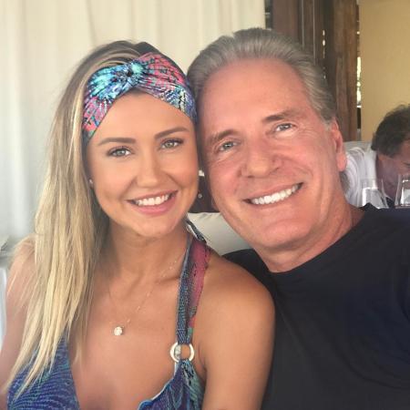 Roberto Justus publica foto ao lado da mulher, Ana Paula Siebert - Reprodução/Instagram