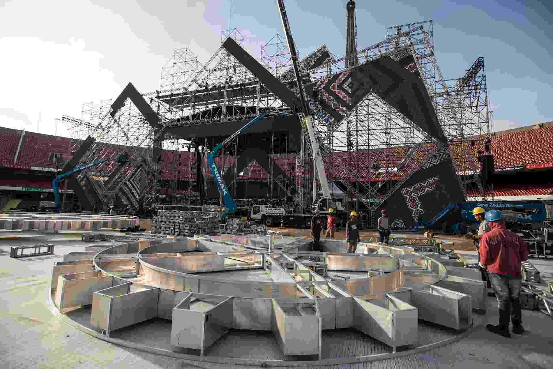 Villa Mix Festival em São Paulo terá palco com 70 metros - Simon Plestenjak/UOL