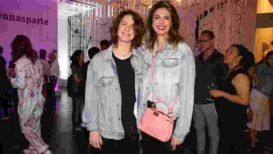 Luciana Gimenez e Lucas Jagger - AgNews