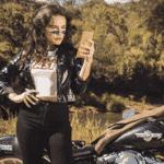 """Kéfera mostra visual de sua personagem em """"Espelho da Vida"""" - Reprodução/Instagram"""