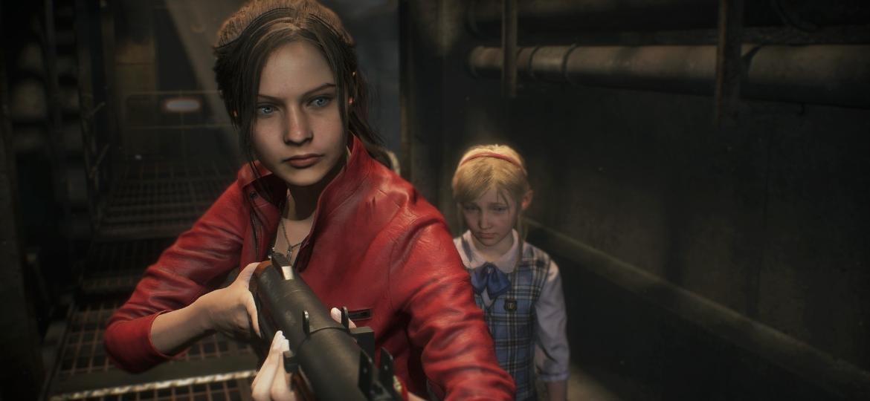 Resident Evil 2 - Divulgação