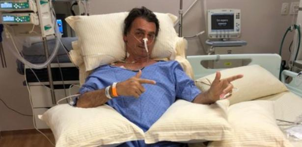 Bolsonaro subiu cinco pontos percentuais nas intenções de voto gerais após ataque