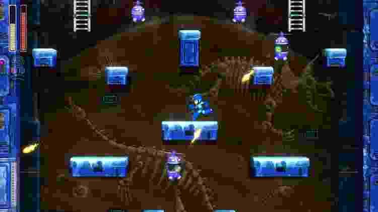 Mega Man 11 - Imagem 01 - Divulgação - Divulgação