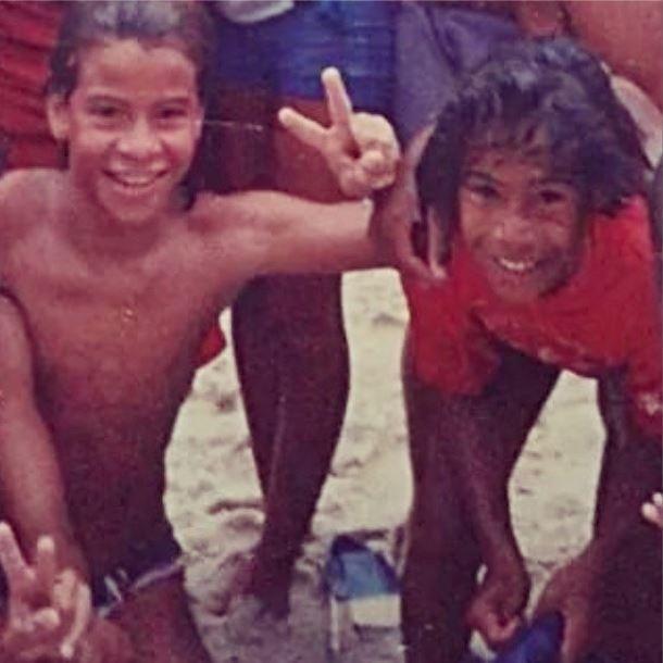 Thiago Martins e Micael Borges