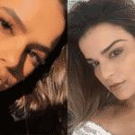Bruna Marquezine e Mari Antunes - Reprodução/Instagram