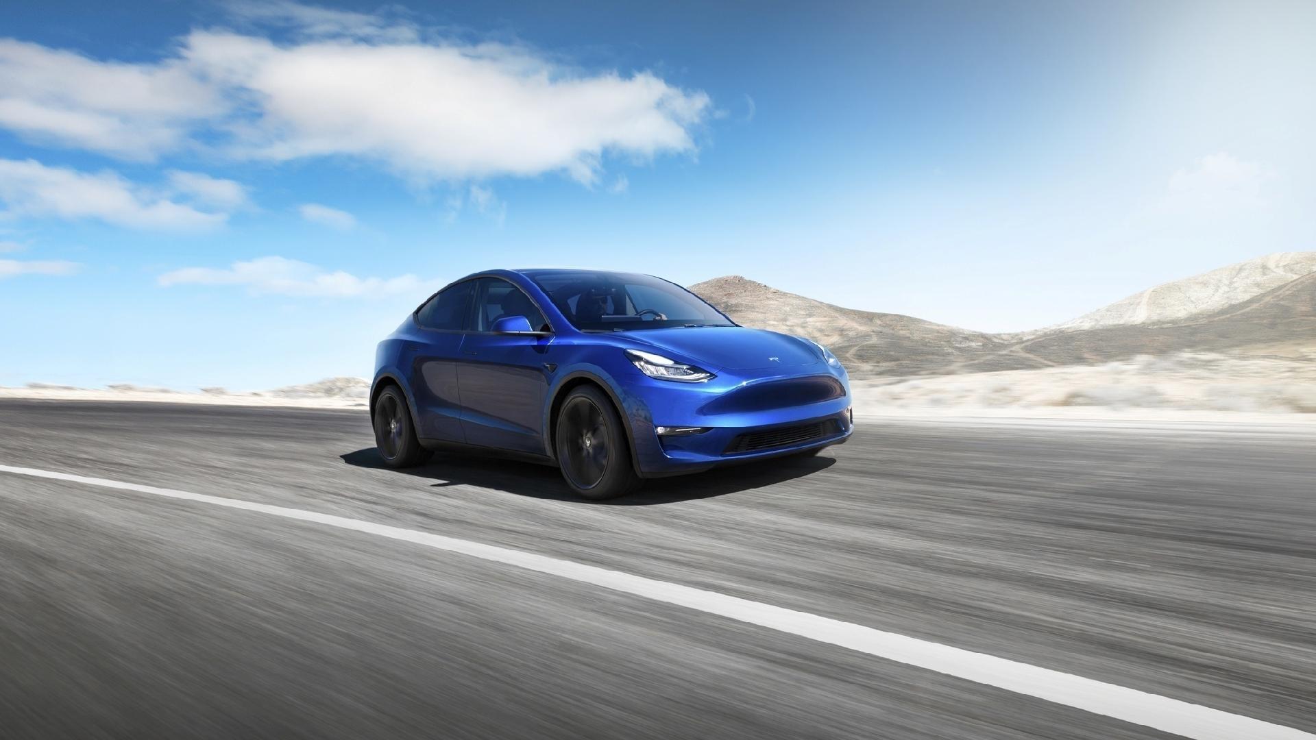 Tesla Model Y No Brasil Novo Suv Da Tesla Estreia Em Abril Por Ate R 450 Mil