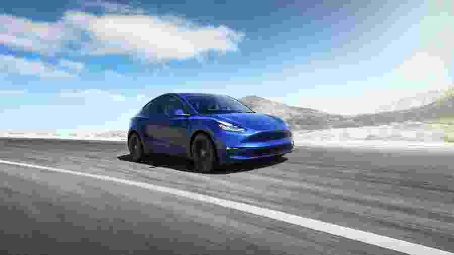Tesla Model Y - Divulgação