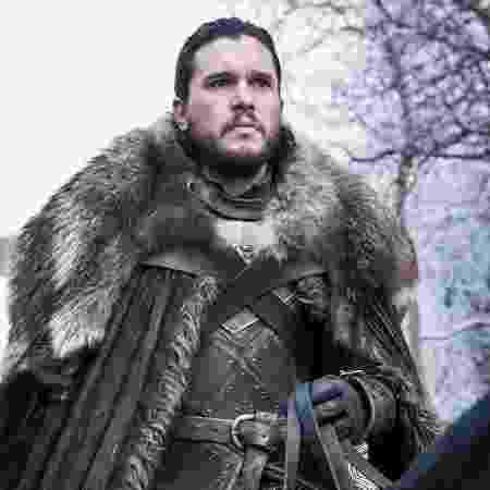 """Kit Harington como Jon Snow em """"Game of Thrones"""" - Divulgação"""