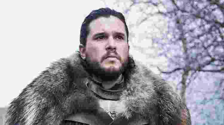 Jon Snow não queria saber do trono - Divulgação