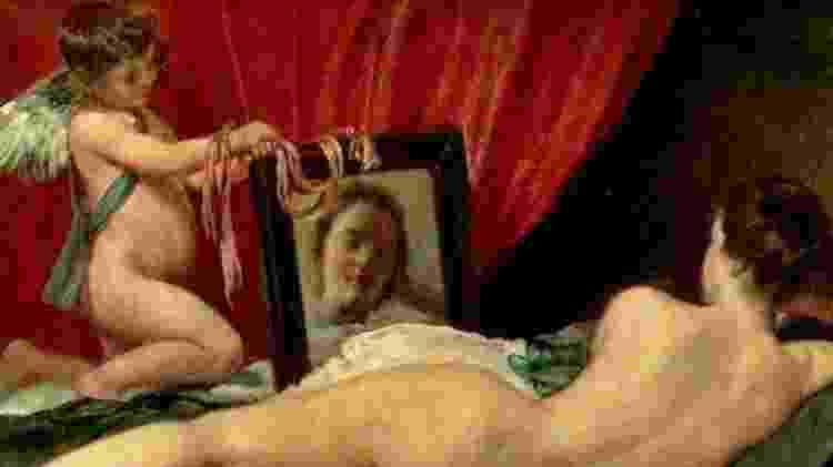 """""""Vênus ao Espelho"""" - Reprodução - Reprodução"""