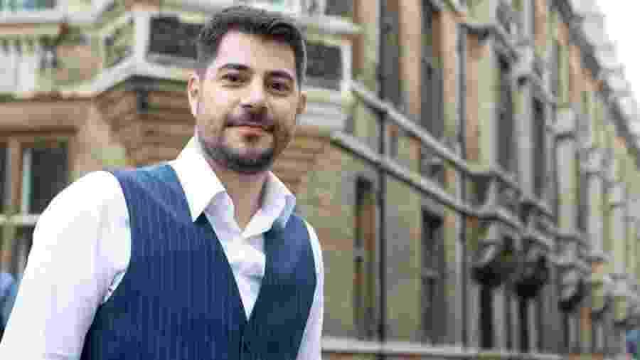 Evaristo Costa vai estrear programa semanal na CNN Brasil - Reprodução/Twitter/evaristocosta