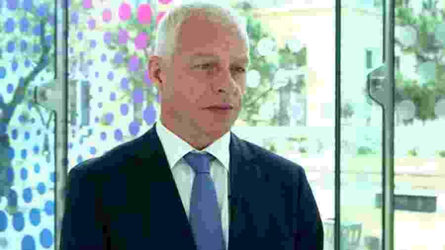 O esloveno Drago Kos, chefe do grupo de trabalho anti-corrupção da Organização para a Cooperação e o Desenvolvimento Econômico (OCDE) - Divulgação