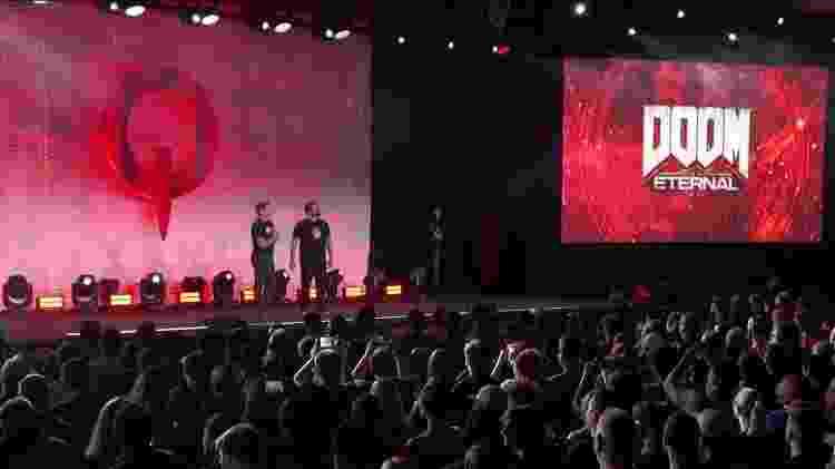 Evento apresenta novidades da id Software e Bethesda - Reprodução