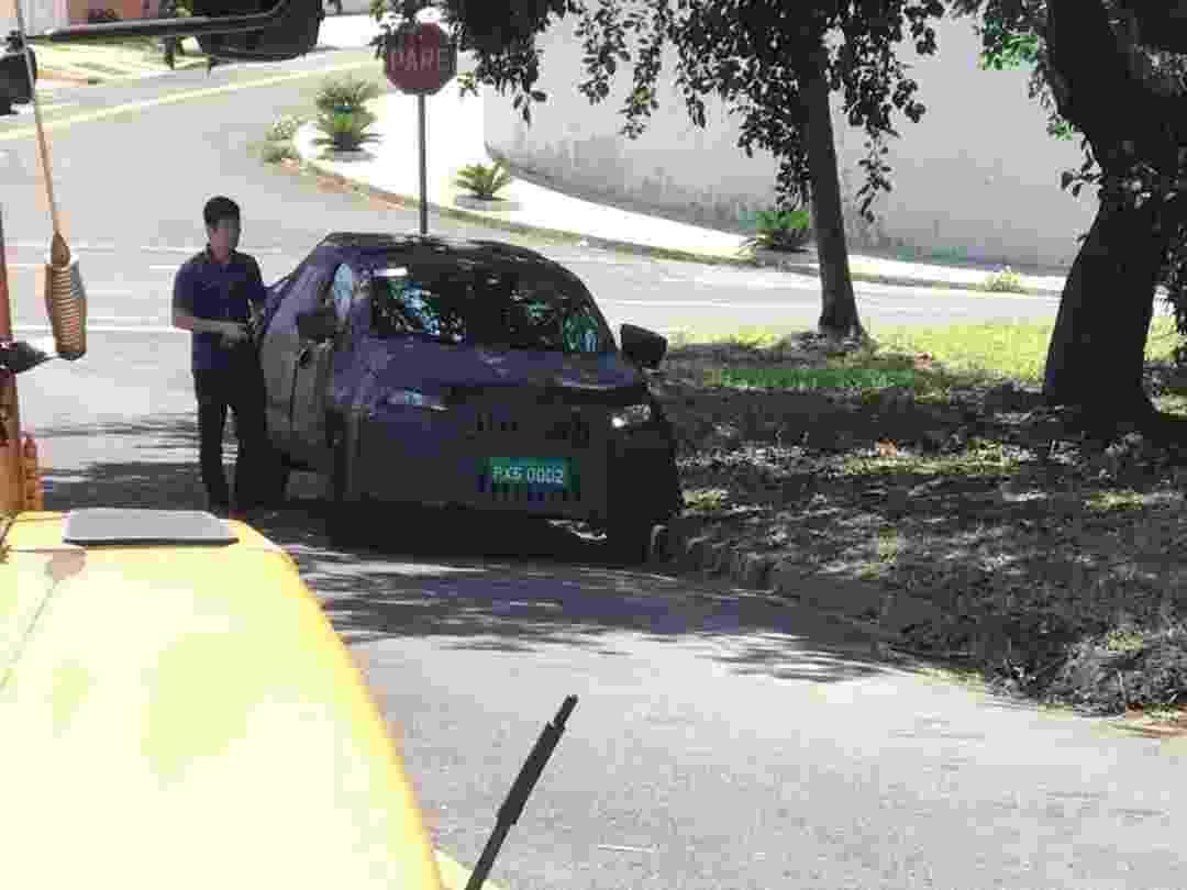 Novo Fiat Strada em testes em Campinas (SP) - Ricardo Matos/Arquivo Pessoal