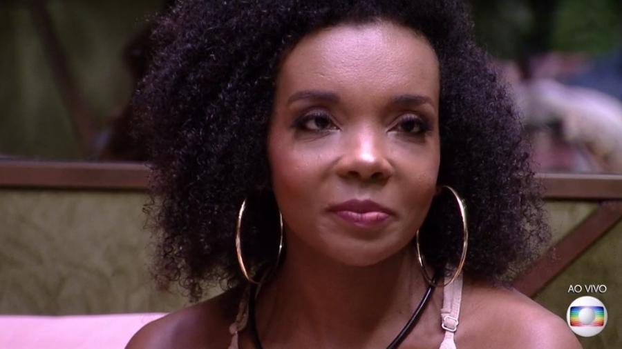 Thelma - Reprodução/TV Globo