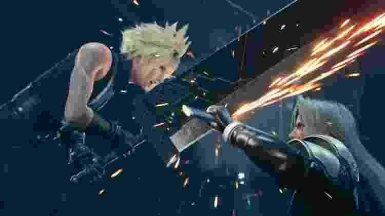 Final Fantasy VII Remake - Reprodução - Reprodução