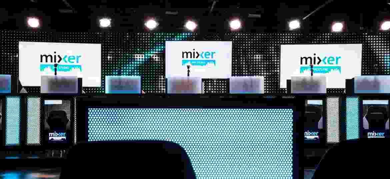 Estúdio da plataforma Mixer em Nova Iorque - Divulgação/Microsoft