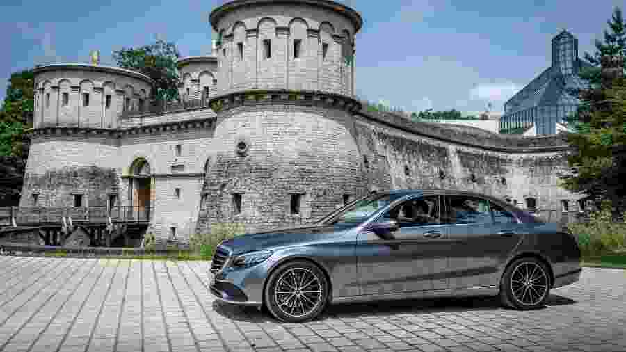 Mercedes-Benz Classe C - Divulgação