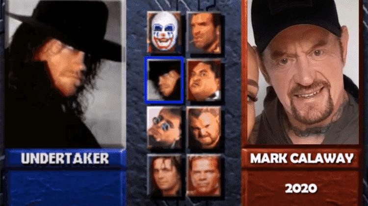 Undertaker - Reprodução/Start - Reprodução/Start