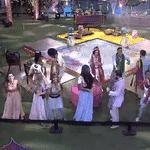 Festa das Cores no BBB 21 - Reprodução/TV Globo