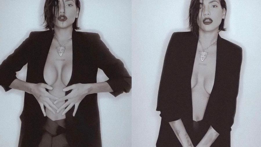 Gabi Prado posa sexy em vídeo - Reprodução/ Instagram @pradogabrielle
