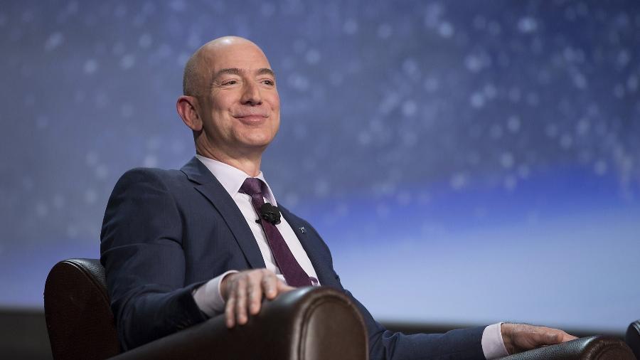 Jeff Bezos - Getty Images