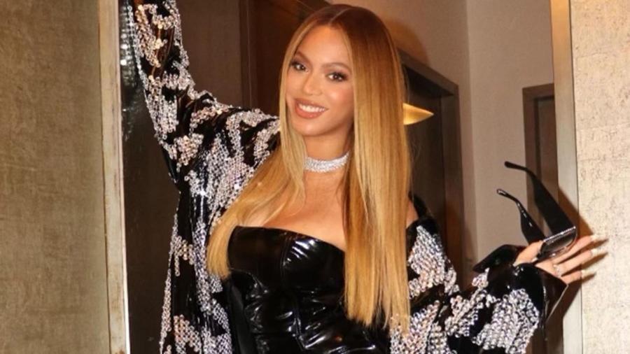 A cantora Beyoncé - Reprodução/Instagram