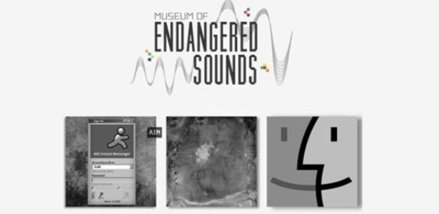 Brendan Chilcutt, geek que vive nos EUA, montou página com arquivos em áudio de sons de aparelhos que já não são mais usados - mas fizeram parte do dia a dia de muita gente - Reprodução