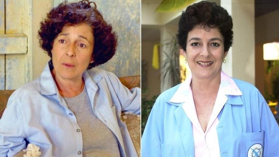 """Atriz que interpretou a eterna dona Vilma admitiu medo de trabalhar com galera jovem em """"Malhação"""" - Reprodução/TV Globo"""