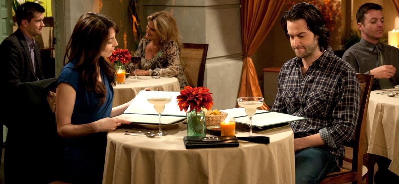 """Cena do programa """"First Dates"""", da NBC - Divulgação"""
