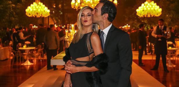 Ticiane Pinheiro e Cesar Tralli