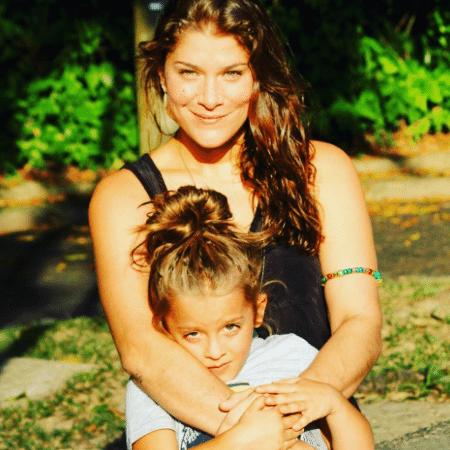 Priscila Fantin e o filho, Romeo - Reprodução/Instagram/pri.fantin