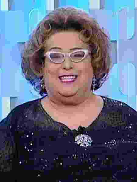 Mamma Bruschetta fala sobre demissão de Moacyr Franco - Reprodução/SBT