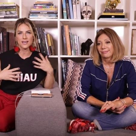 Giovanna Ewbank falou sobre seu período separada de Bruno Gagliasso - Reprodução/Youtube