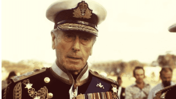 O nome escolhido para o bebê real homenageia o Lorde Louis Mountbatten, morto em 1979, tio-avô do príncipe Charles - BBC - BBC