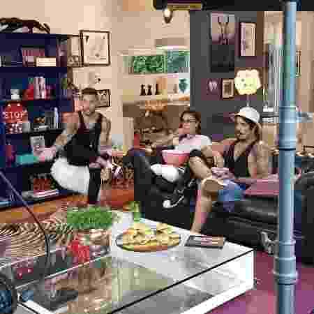 """Gui Araújo, Anna Clara Maia e André Coelho participam do especial """"De Férias com o Ex - A Treta Não Tira Férias"""" - Divulgação/MTV - Divulgação/MTV"""