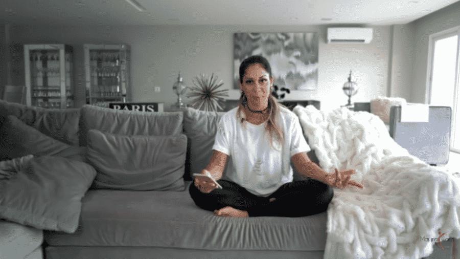 Mayra Cardi - Reprodução/YouTube