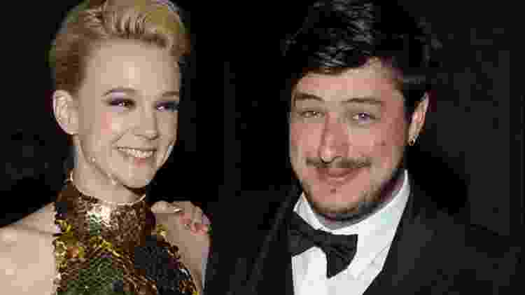 Carey Mulligan e Marcus Mumford - Getty Images - Getty Images