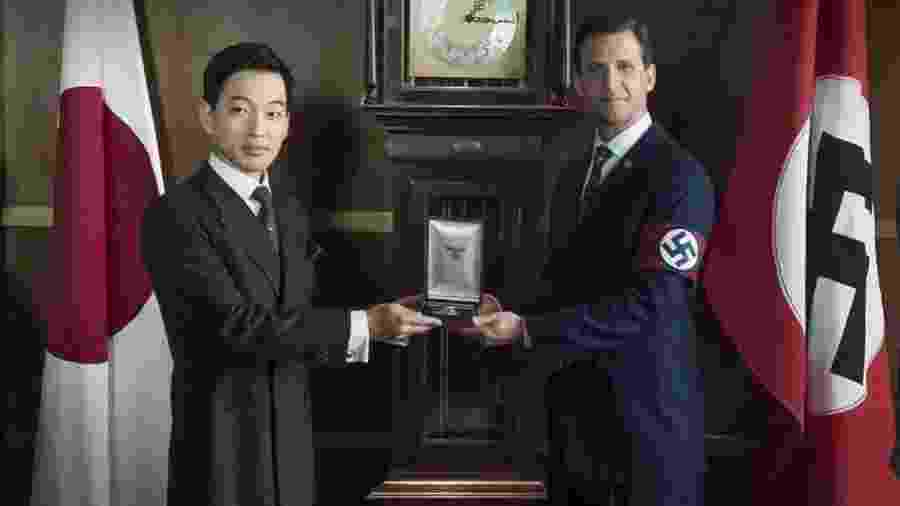 "Imagem de  ""The Man in the High Castle"" - Reproduçaõ"