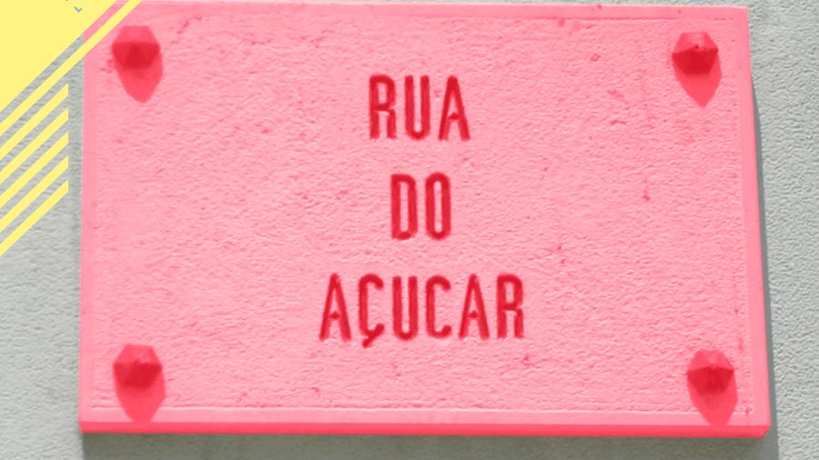 Peça do Sweet Art Museum, em Portugal - Reprodução