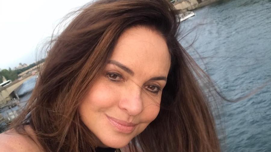Luiza Tomé está de volta à Globo após 14 anos - Reprodução/Instagram/@luizatomeofic