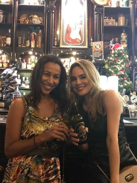 Rachel Sheherazade curte férias e pub na Austrália - Reprodução/Instagram