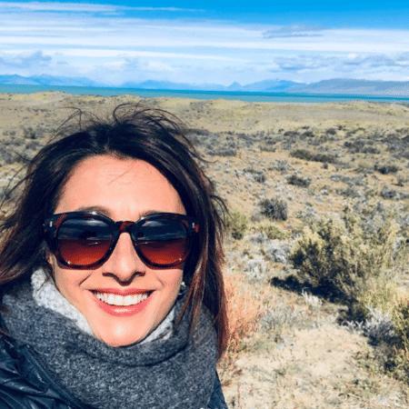 Catia Fonseca na Argentina - Reprodução/Instagram