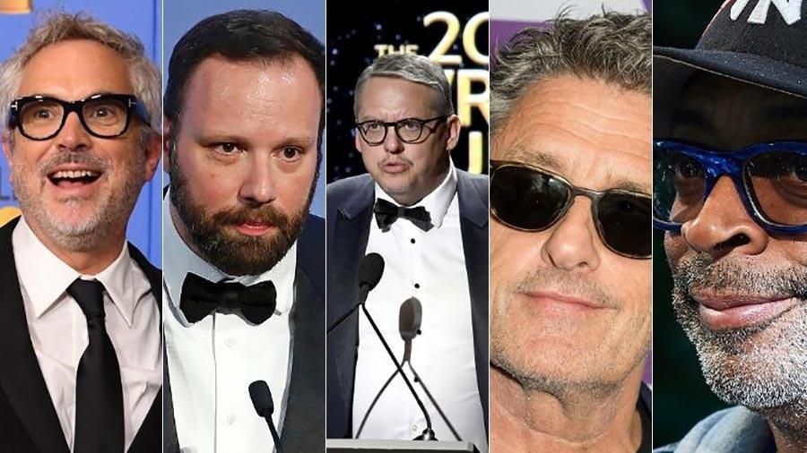 Diretores indicados ao Oscar - Divulgação