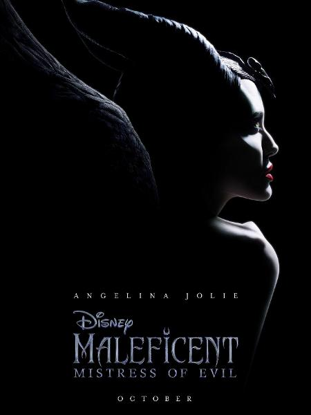 """Primeiro cartaz oficial de """"Maleficent: Mistress of Evil"""" - Reprodução/Twitter"""