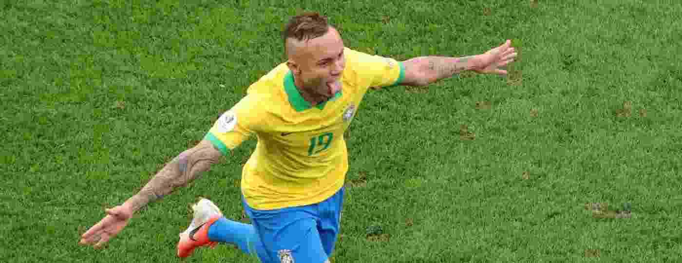Everton: Cebolinha ou Cascão na seleção brasileira? - REUTERS/Amanda Perobell